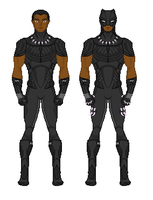 Marvel Movie Project: Black Panther by Dudewithasmile