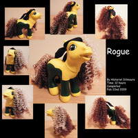 My Little Rogue by customlpvalley