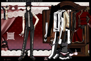 Sebas-chan Dressup by Iridescent-Ivory