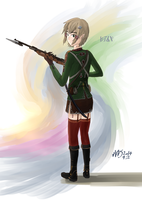 Royal Scout by Waffle0708