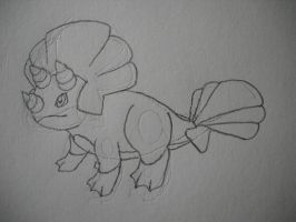 Fakemon Conchops by EpicFail222