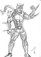 Captain Falcon by Luis HB by LuisHB1