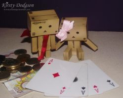 Four aces by Kirsty2010dodgs