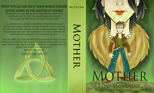 Mother by Tom McIntire - book cover art by KassieC