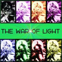 The War Of Light by Thrumm
