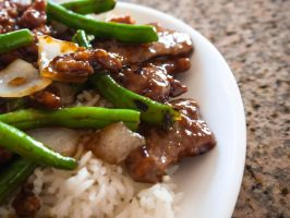 Beef with String Beans by Seph-the-Zeth