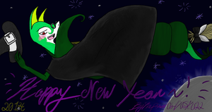 Happy New Year! :D by ByThePowerOfDUSKULL