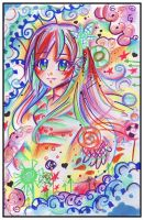 Gift of Color by Tajii-chan