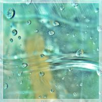 water drops by AlinaZimmy