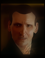 9th Doctor by Ageen