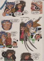 Wolverine Go to Japan page 4 by LievVictorovitch