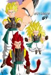Gotenks GT by Red93nojutsu