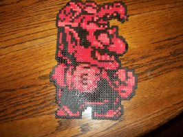 Virtual Boy Wario by EternalBarrel
