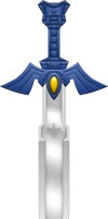 WW Master Sword by BLUEamnesiac