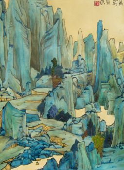 Stone Forest by newt7111