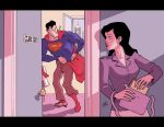 Lois and Clark by drawerofdrawings