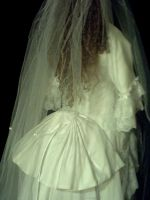 Daae Wedding Dress with Veil by VraiDaae
