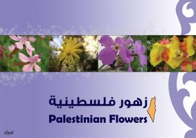 Palestinian flowers by x5pal