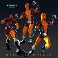 The Shocker FREEBEE by TargetView