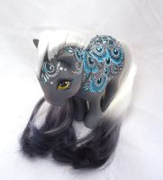 My little pony custom  henna  Kazhmir by AmbarJulieta
