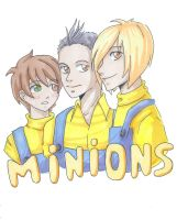 Minions by Naruto-No-Dobe