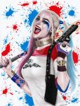 Colored Pencil Drawing of Harley Quinn by JasminaSusak