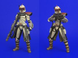 ARC Trooper - Simple Custom by Lalam24