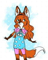 March Snow by shani-hyena
