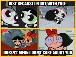 Another Blossom and Buttercup meme by Darkmegafan01