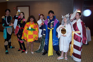 inuyasha group by DarkPiro