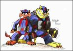 The Radical Squadron by andr3zztgart