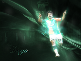 Diego wall by Olgut