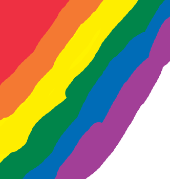 Gay flag or some shit by LostWoods94