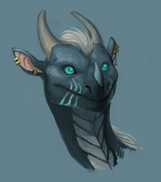 Headshot by TinToad