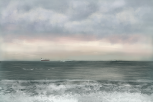 Out to Sea by UnrelatedIndividual