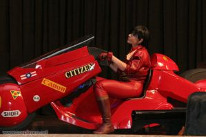 Kaneda Motorcycle by petraleao