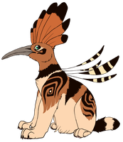 .: Hoopoe Cat Offer to Adopt :. |CLOSED| by RooksRookery