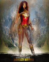 Wonder Woman Melina by UniqueOneDesigns