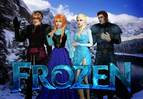 XNA Frozen Pack Outfits 2 DownLoad by DeathsFugitive