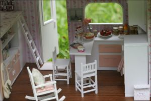 [Travel trailer miniature] 7 by sakyachan