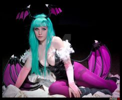 Morrigan X by jkdimagery