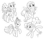 Like my gallery needs more ponies... XD by chibi-jen-hen