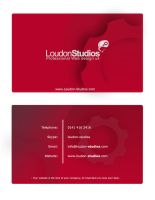 Business Cards LS by phoenixq