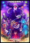 UNDERTALE COLLAB with Crystal Kitty K by WalkingMelonsAAA