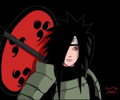 Uchiha Madara by Nightware