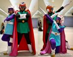 The Great Saiyaman by jeffbedash325