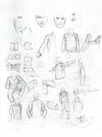 Clothing studies ex. 4 by Sarcentrox