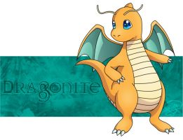 Dragonite by foogie