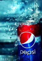 Pepsi splash ... by aoao2