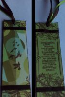 Imagine bookmark by Wolfgrl13